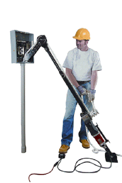 Click here for Electrical Cable Pullers